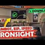 Hack Ironsight 2020 AimbotEspMisc Undetected HACK + Free
