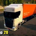 TOP 20 Biggest Download Sized Driving Games for ANDROID or