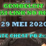 UPDATE Cheat PB GRATIS 29 MEI 2020 (File No Password, Link No