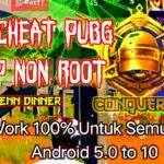 CARA CHEAT PUBG DI HP NON ROOT ROOT MUDAH dan simple