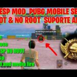 CARA CHEAT PUBG MOBILE ESP MOD SEASON 13v0.18
