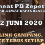 CHEAT PB ZEPETTO After Maintenance 2 JUNI 2020 (File No