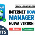 DESCARGAR Internet Download Manager 6.38 FULL 2020 Español +