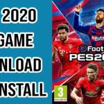 How To Download And Install PES 2020 On PC Windows 10