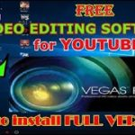 How To Download And Install Sony Vegas Pro 11 Full Version 64