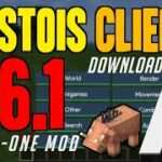 How to get Aristois Cheat Client for Minecraft 1.16.1 -download
