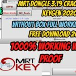 MRT Dongle 3.19 Cracked With Keygen 2020Without Box Full