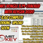 Mrt Dongle 3.19 Crack with Keygen Also Mrt 2.60 Crack Full