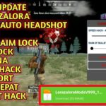 TERBARU CHEAT AUTO HEADSHOT FREE FIRE TERBARU 2020 MODS MENU