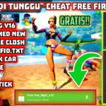 TERBARU CHEAT FREE FIRE MOD MENU MPG V16 TERBARU 2020 ANTI