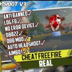 TERBARU CHEAT FREE FIRE REAL AUTO HEADH00T LORAZALORA V3(FF