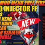 UPDATE MOD MENU FF TERBARU CHEAT AUTO HEADSHOOT FREE FIRE