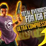 688MB ONLYhow to download total overdose game for pc highly