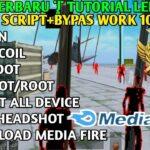CHEAT PUBG MOBILE NEW SCRIPT+BYAPAS WORK 100