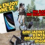 CONFIG PUBG MOBILE VERSI ENJOY DARI IPHONE SE , INI BUKAN CHEAT