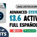 DESCARGAR Advanced SystemCare Pro 13.6 FULL SERIAL KEY + CRACK