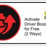 Driver Booster 7.6 PRO Key + LICENSE KEY Serial Key 2 Ways