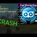 ESP CHEAT TERBARU No Crash… Esp HACK PUBG OwlVision versi