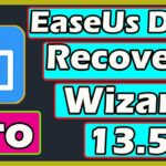 EaseUs Data Recovery Wizard 13.5 Pro Serial Key 2020 I How To