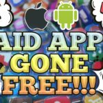 FREE PAID APPS for iOS and ANDROID 2020 PAID APPS FOR FREE NOW