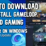 ✅How To Download and Install Gameloop Android Gaming Emulator