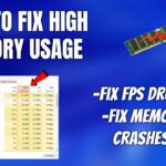 How To Fix High MemoryRAM Usage in Windows 10 – ( Boost FPS In