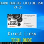 How To Install LetaSoft SoundBooster Latest Version Pro Version