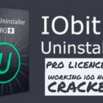 IObit Uninstaller 9.6 PRO Key + LICENSE KEY Serial Key 2020