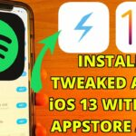 Install Tweaked Apps For iPhone iOS 13 – 13.6 With An APPSTORE