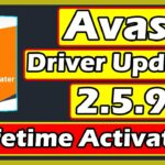 Avast Driver Updater 2.5.9 With Lifetime Activation 2020 I Avast