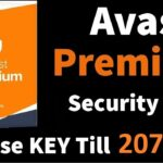 Avast Premium Security 2020 License Key 2050 🔑 مفتاح