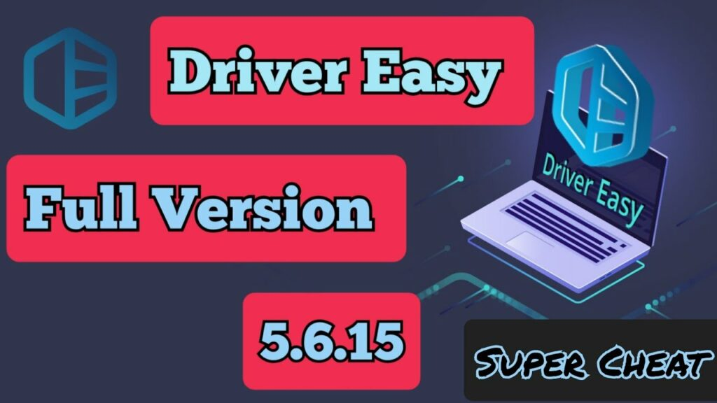 Driver Easy PRO Version 5.6.15 License Key 100 Working - Best