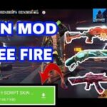 FREE FIRE MOD HACK GUNS NEW FOR FREE FREE FILE DOWNLOAD