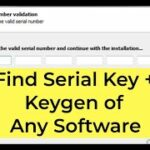 How to Find Serial Key + Keygen of Any Software Google Trick