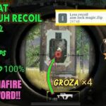 PUBGM FILE JAHAT PEMBUNUH RECOIL AIM LOCK,LESS RECOIL,GLUE