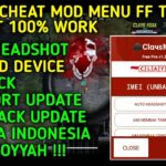 CHEAT FF MOD MENU TERBARU 2020 – AUTO HEADSHOT NO ROOT 100