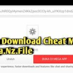 Cara Download Semua File Cheat Mod Di Mega.Nz.File