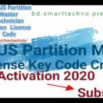 EaseUS Partition Master Full Version Activation 2020 Life Time