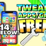 Get TWEAKED AppsGames for FREE – 3 WAYS (NO JAILBREAK) iOS