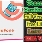 Tenorshare ICareFone v6.0 Full Version For Free Life Time