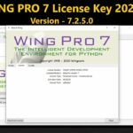 WING PRO 7 Version – 7.2.5 License Key 2020 ✔