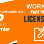 2020 Avast Premium Security License Key Till 2023 (100 Working
