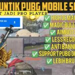 BARU CHEAT SUNTIK PUBG Mobile SUPER GG DOWNLOAD CHEAT