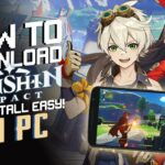 How To Download GENSHIN IMPACT on PC (FREE EASY) 2020 TAGALOG