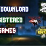 How to Download Free Registered Games GTA V, Watch Dog,