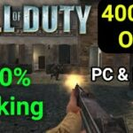 How to download and install call of duty 1 for pc free Highly