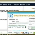 Instructions to Generate 1 BTC daily in October 2020