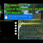 MOD MENU PRO V.20-Cheat ff terbaru 2020 No Root 💯 Work