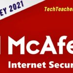 McAfee Internet Security 2021 Working Serial Key 100 Safe and