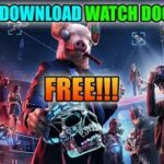How To Download WATCH DOG LEGION PC for free Multiplayer In